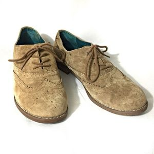 Cynthia Rowley HAZEL Oxfords Shoes US 6.5 M